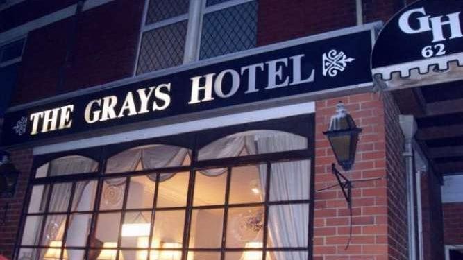 The Grays Hotel Blackpool